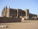 Great Mosque of Djenne in Mali, West Africa