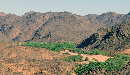 Niger: Timia Valley