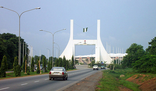 Nigeria: Abuja Capital City Gate
